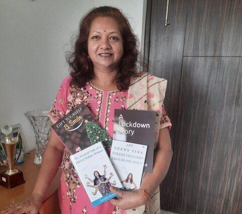 Kanika saxena author journey